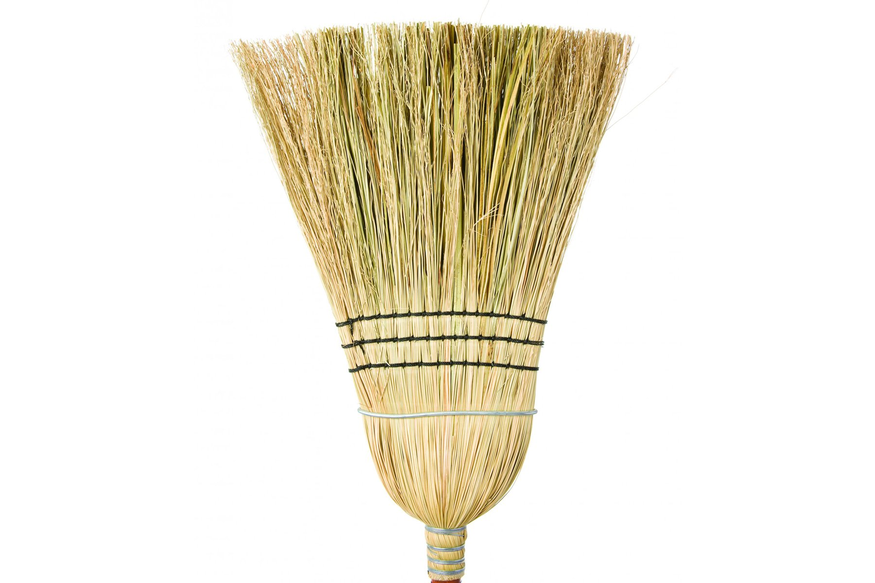 how to make a broom from broom corn