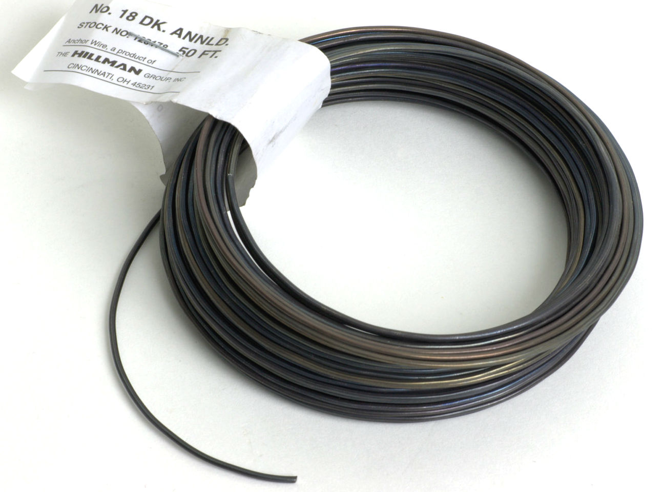 Stove Pipe/Bailing Wire 18G X 50′ | Hollywood Expendables