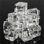 acrylic ice