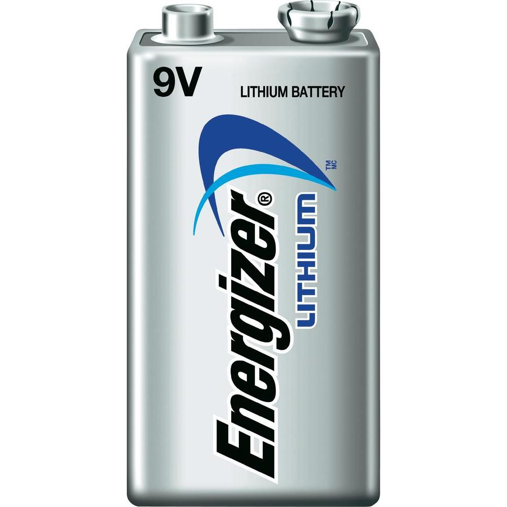 Parfait Energizer Advanced Lithium 9 Volt Battery