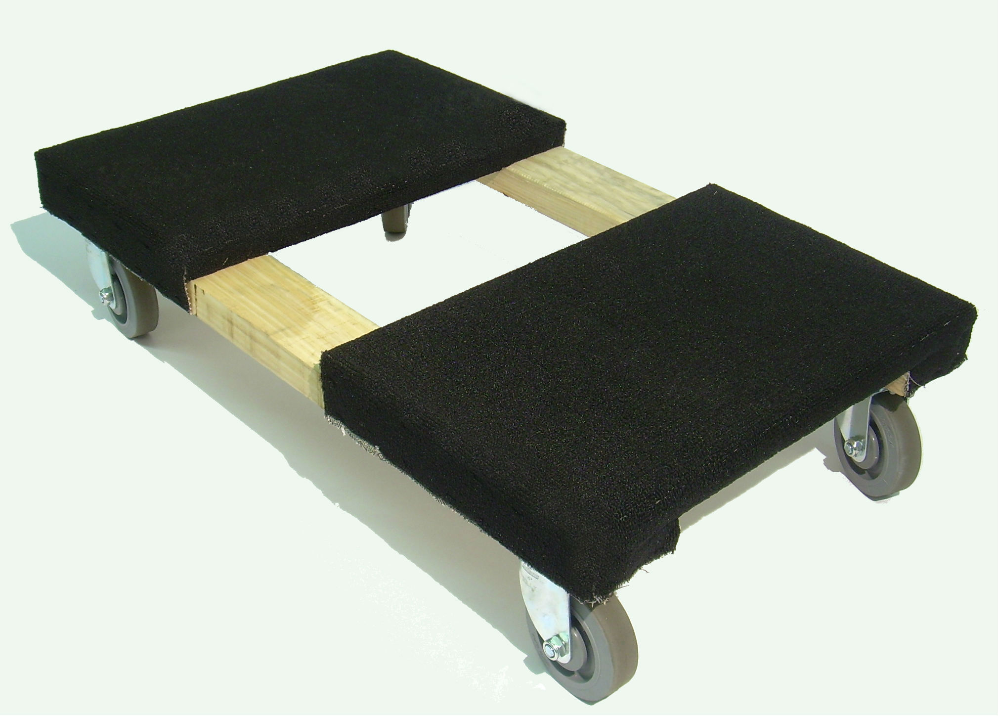 Furniture Dolly 4 Caster Black Hollywood Expendables