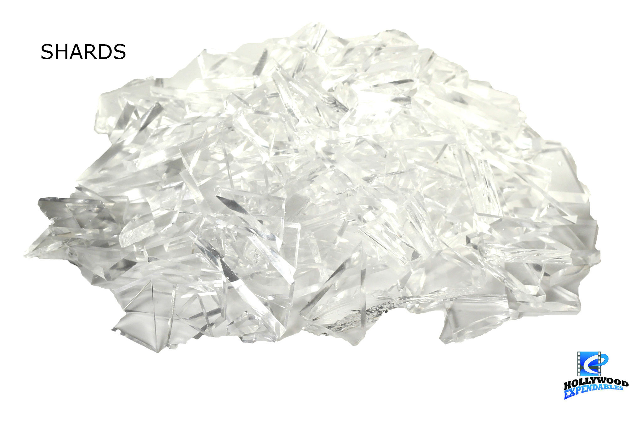 how to draw broken glass shards